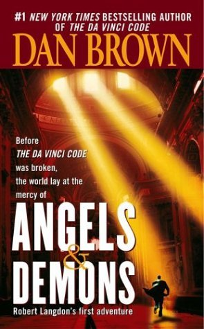Book Review: Angels and Demons, by Dan Brown