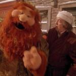 """Sing it, Ebenezer! Fiiive...gooolden...riiings!"""