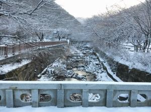 soyosan_stream_snow