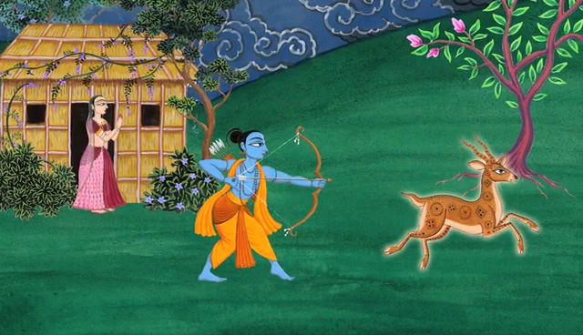 the ramayana and sita sings the Art is a form of expression that lives on for centuries but changes in interpretation over time what may be relevant in this time period may make no sense to the.
