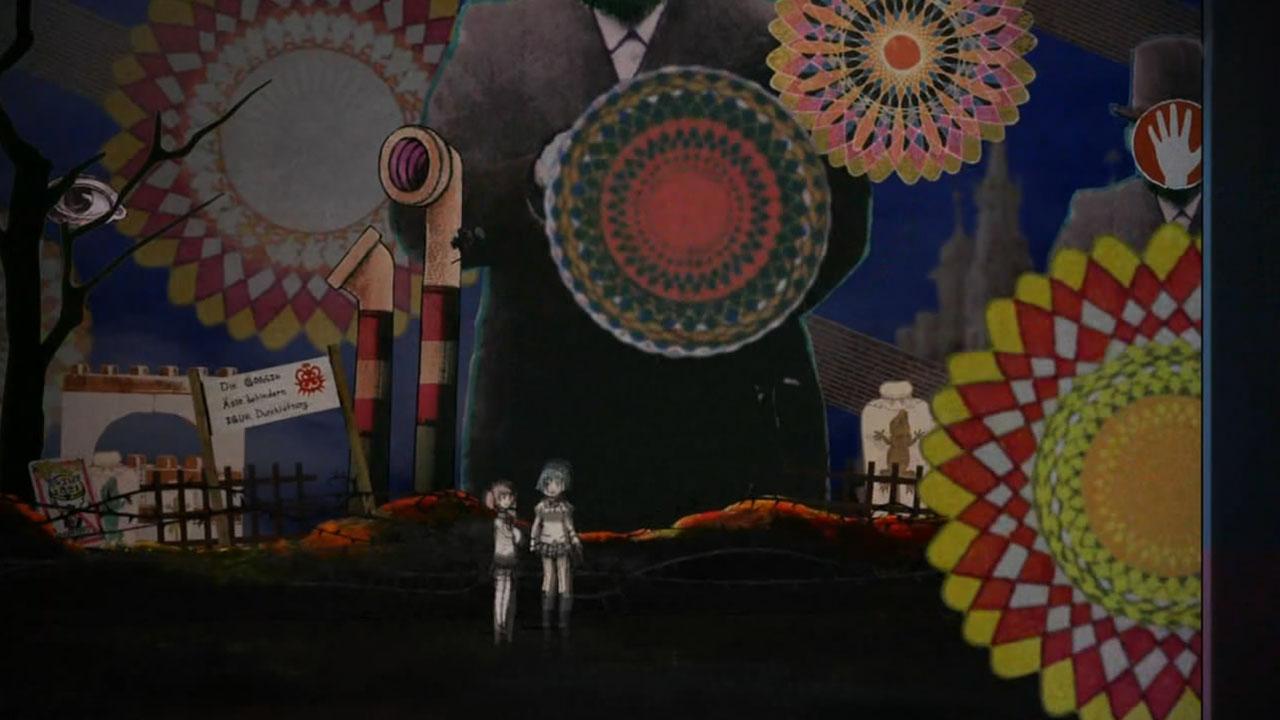 Madoka Magica Witch World